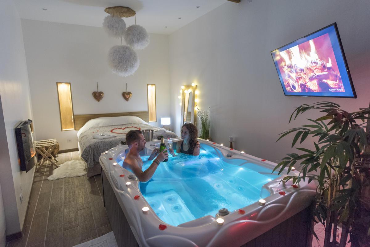 Hotel Spa Pour Amoureux
